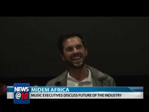 Midem Africa: Music executives discuss future of the industry