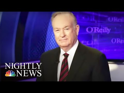 Fox Gave Former Host Bill O'Reilly Big Contract After $32 Million Settlement | NBC Nightly News