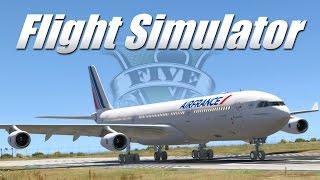 GTA 5 : FLIGHT SIMULATOR