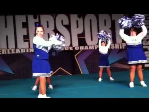 Stewart Home School Cheerleaders
