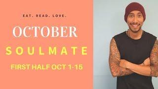 CAPRICORN SOULMATE OCTOBER 1-15 2017 TAROT READING