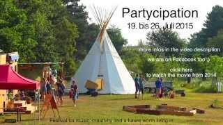Partycipation 2015 is coming