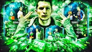 ГРАНДИОЗНЫЙ TOTY ПАК ОПЕНИНГ НА 40.000 ПОИНТОВ | FIFA 17