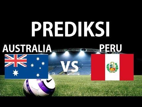 Prediksi Skor Piala Dunia Australia Vs Peru 26 Juni 2018