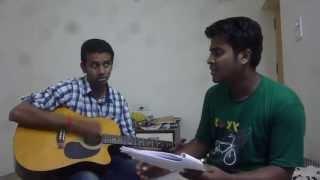 bawara mann dekhne chala ek sapna with guitar ....