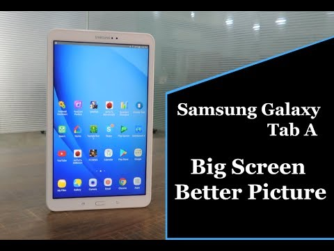 Samsung Galaxy Tab A SM-T580 Review | 10.1 inch, Benchmark Test, Pros & Cons