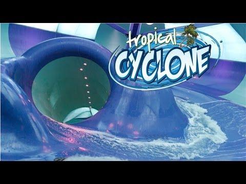 Center Parcs Elveden Tropical Cyclone 2014