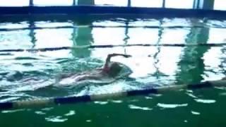 Kroll swimming