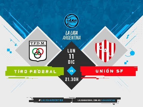 #LaLigaArgentina | 11.12 BHY Tiro Federal vs. Unión de Santa Fe