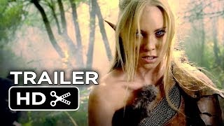 Curse Of The Dragon Slayer Official Trailer (2014) - Danielle Chuchran Fantasy Movie HD