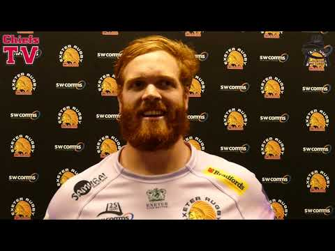 Chiefs TV - Jannes Kirsten post Premiership Rugby Cup v Bath