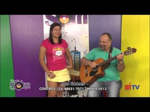 Estação do Som | Entrevista com Cantor Tom Gomes - 24/10/2015 | Super i TV