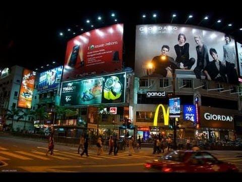 Bukit Bintang, Kuala Lumpur, HD Experience