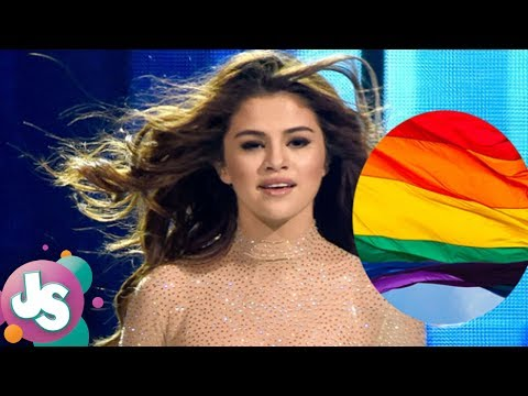 Selena Gomez Pens TOUCHING Love Letter to LGBTQ Community for Pride Month -JS