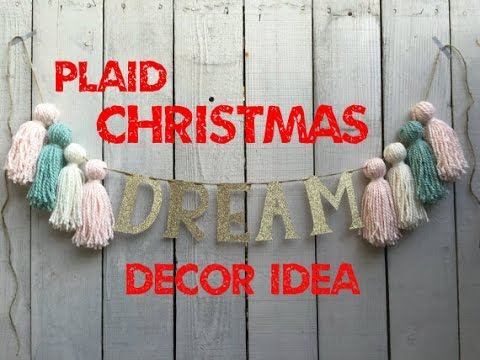 Plaid christmas decorating ideas do it yourself diy christmas plaid christmas decorating ideas do it yourself diy christmas plaid decor solutioingenieria Image collections