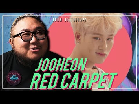 """Producer Reacts To Jooheon """"Red Carpet"""""""