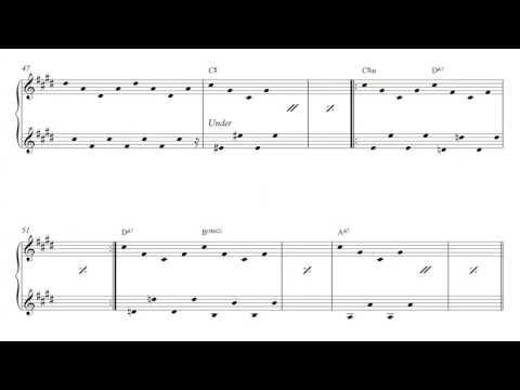 Genesis - The Lamb Lies Down on Broadway - Sheet Music + PDF