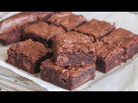 Tasty Chunky Chocolate Brownies