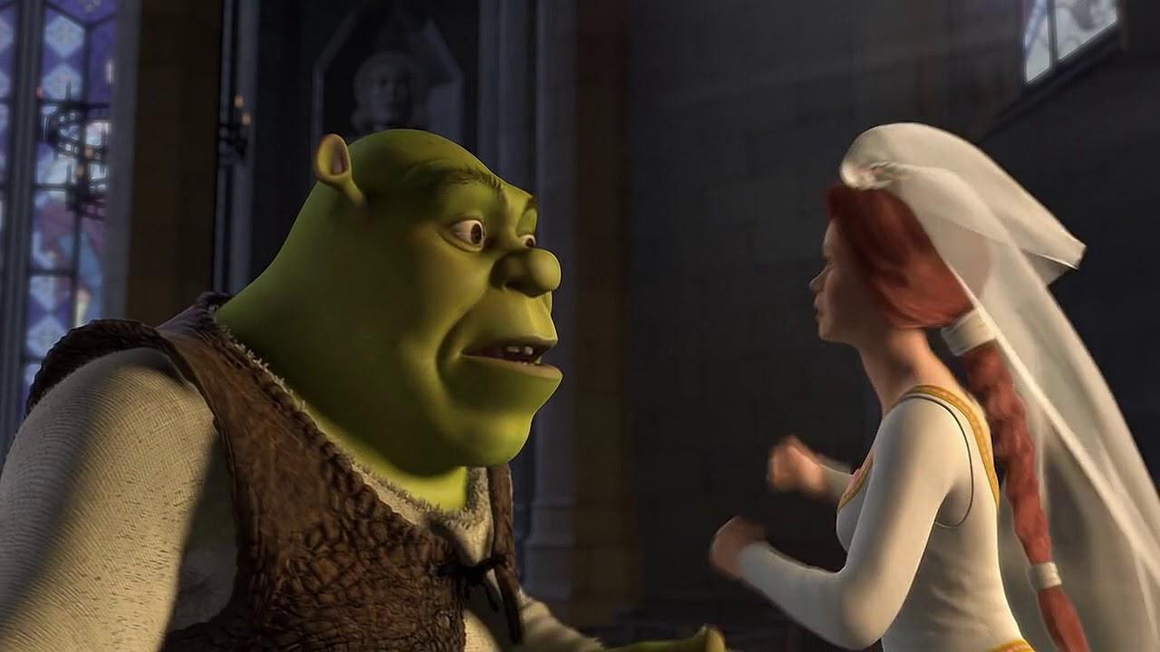 Shrek 1 - Scene 7 - YouTube