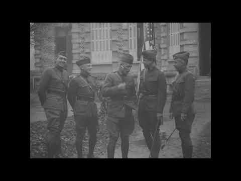Post Armistice Training, 27th Division [1918-1919]