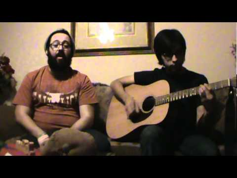 Animal Collective - Leaf House (acoustic cover)