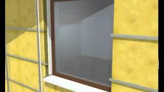 Алюминиевый сайдинг  PREFA на фасад(Визуализация по монтажу алюминиевого сайдинга PREFA на фасад. Информация о материале и ценах на сайте http://www.alu..., 2014-04-14T14:04:54.000Z)