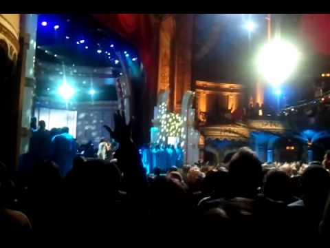 "Whitney Houston & Kim Burrell ""I LOOK TO YOU LIVE"" Bet Celebration Of Gospel 2011"