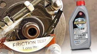 Texaco Havoline Ultra S 5W40 Jak skutecznie olej chroni silnik?