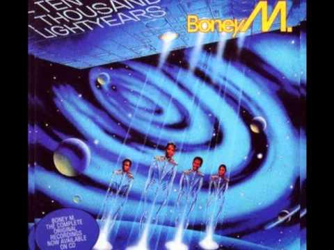 Boney M - Ten Thousand Lightyears (Full Version)