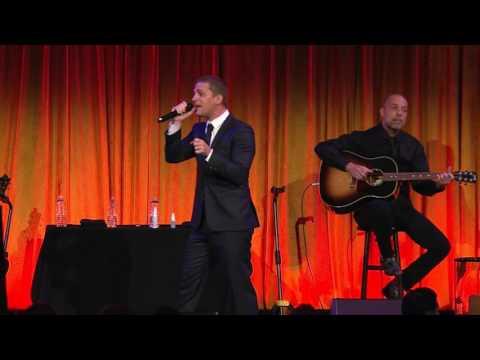 Rob Thomas performs Unwell at Uniting LymeFree World Gala