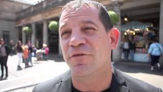 SPENCER OLIVER TALKS AMIR KHAN v CHRIS ALGIERI / INTERVIEW WITH KUGAN CASSIUS