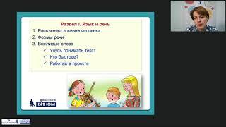 Постановка и решение учебной задачи на уроках русского языка в начальной школе. Часть 1
