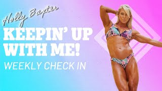 Keepin' Up with Me | Weekly Check In July 2021 | Holly T. Baxter