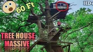 Luxury tree house tour | Adventurous vlog | Tree house art | Luxury tree house | Aman Sunal | nature