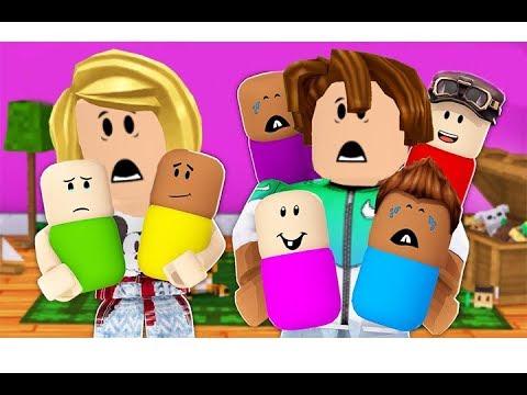 رحنا الملاهي مع ماما و لعبنا العاب اطفال | لعبة roblox !! 🧸😜 thumbnail