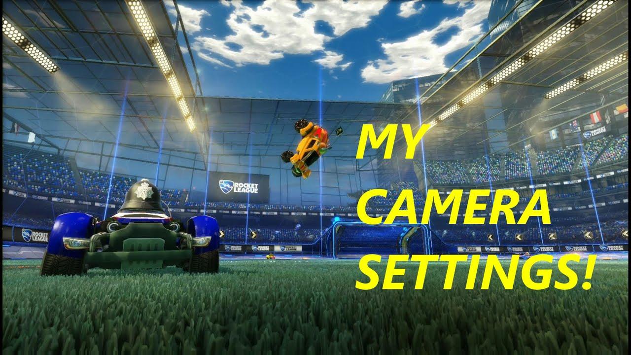 Rocket League Camera Settings Reddit