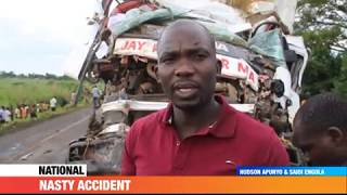 #PMLive: NASTY KIRYANDONGO ACCIDENT, 22 CONFIRMED DEAD