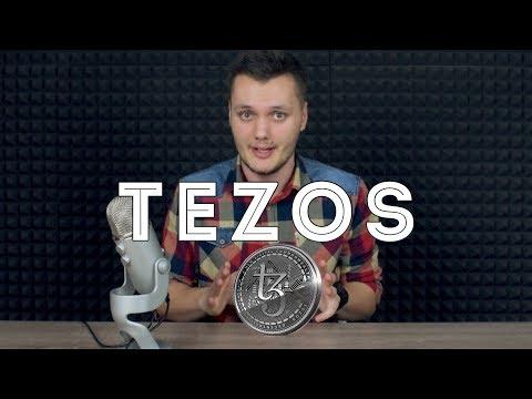 Tezos Обзор Криптовалюты (Кратко о Монетах)