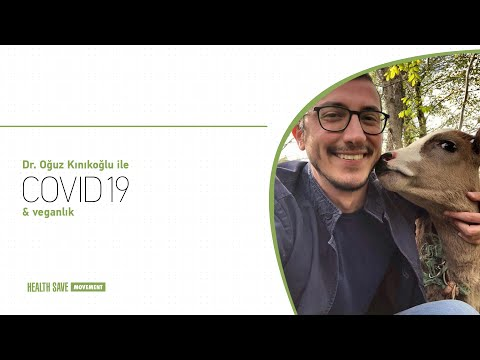 Dr. Oğuz Kınıkoğlu ile COVID-19 ve Veganlık   Ankara Health Save