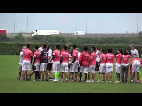 WUGC 2016: Singapore vs Germany Mixed II