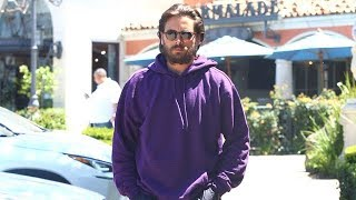Scott Disick Is Asked If He's Concerned For Kanye West