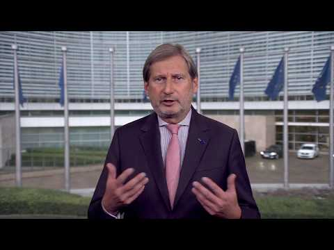 Commissioner Johannes Hahn: Opening Speech At EaP CSF 10th Annual Assembly (Video Address)