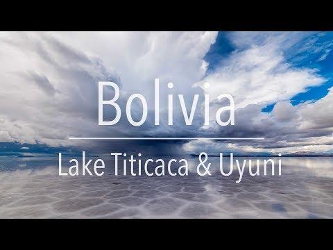 Travel to BOLIVIA | Lake Titicaca & UYUNI | Travel Journal #3
