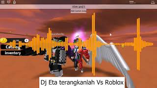 DJ Eta Imagine the version of Roblox: by Dhikri Ramadhan