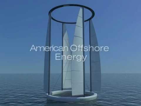 American Offshore Energy Wind Turbine Demo