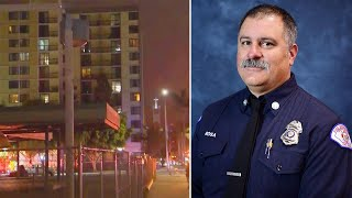 Firefighter Fatally Shot Responding to Alarm at California Senior Facility