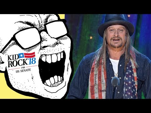 Kid Rock Releases Statement on 2018 Senate Run