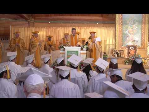 2017 Graduation Ceremony feat. Congressman Tim Ryan - Maharishi University of Management