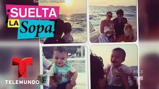 Suelta La Sopa | Ninel Conde convierte en niñera a Giovanni Medina | Entretenimiento