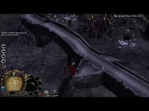 Dagor Dagorath wave defence: Cirith Ungol Part 1 Chaos [Solo/Brutal]